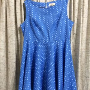 Grace Karin Polka Dot Dress
